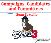 Campaigns, Candidates and Committees (with Sean Costello)
