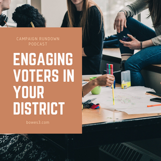 Engaging voters in your district