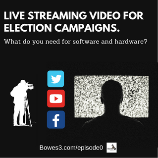 Why your election campaign needs to invest in livestream