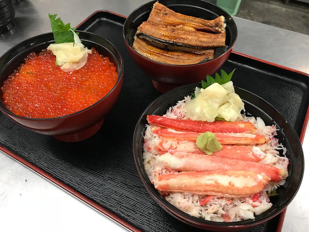980円(税抜)トリオ