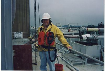 Keith B. Destree, CSP High Hazard Barge
