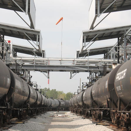 Crude Oil Railcar Offloading Facility Hydrogen Sulfide (H2S) Emergency Response and Safety