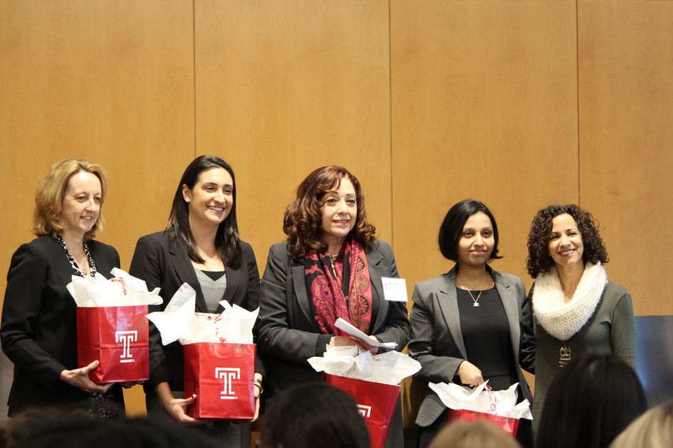 Women in Consulting Panel