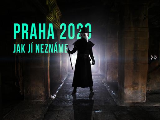 PRAHA jak jí neznáme | PRAHA 2020 | COVID 19