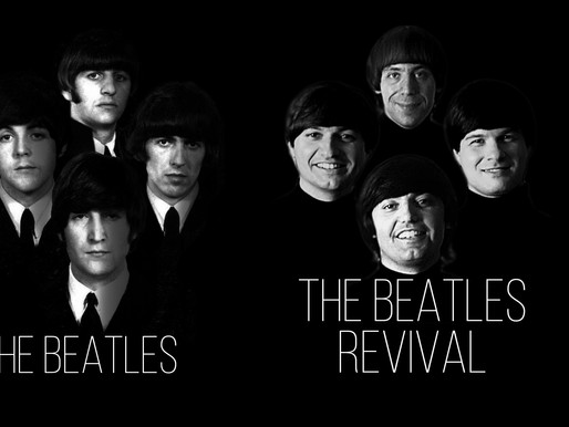REMAKE KLIPU HELP z dílny The Beatles Revival