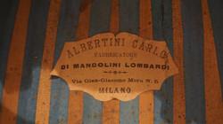 Carlo Albertini Label