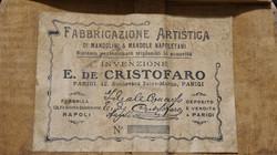 Cristofaro Label