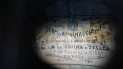 Vinaccia label