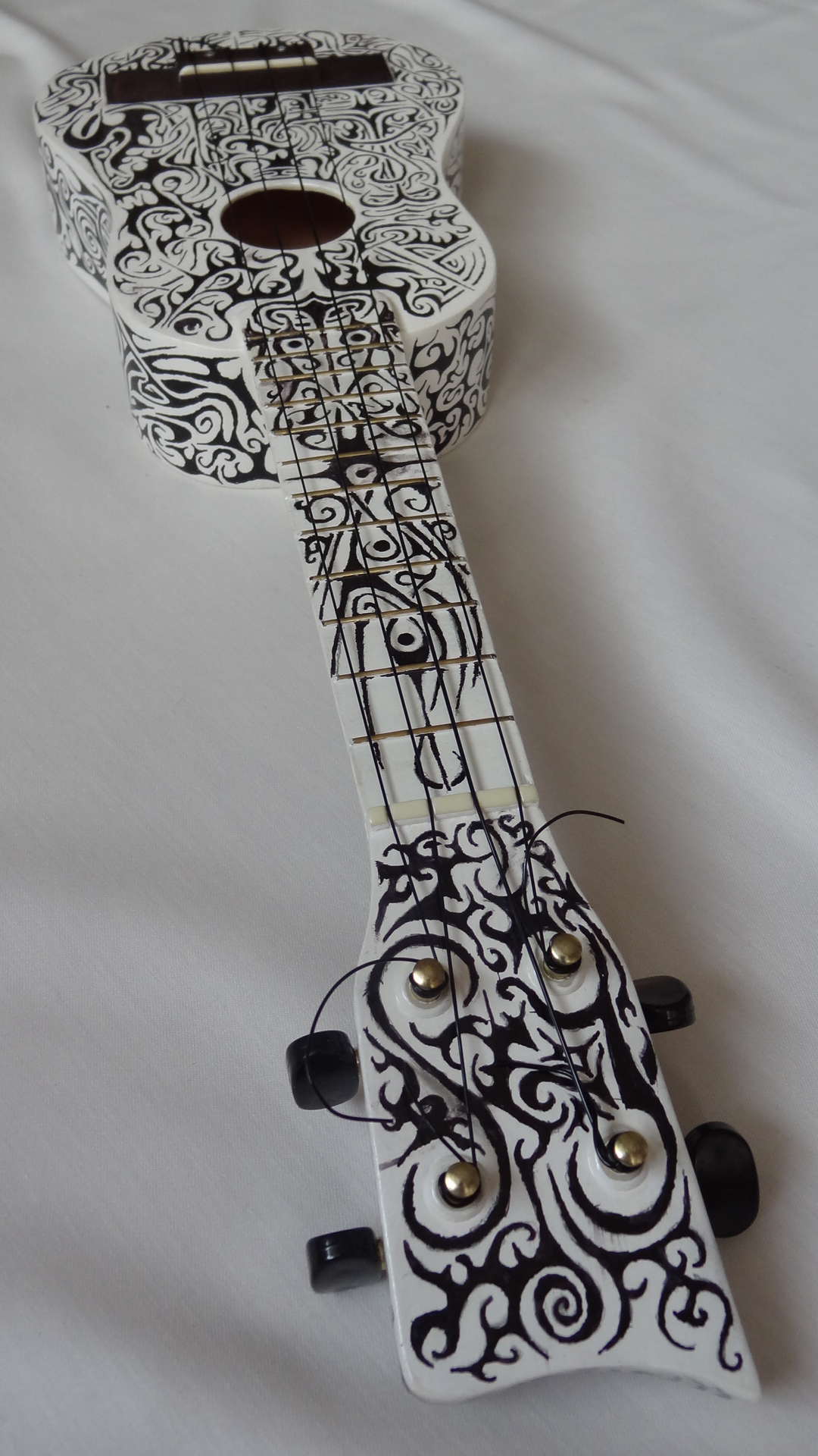 Tribal Ukulele