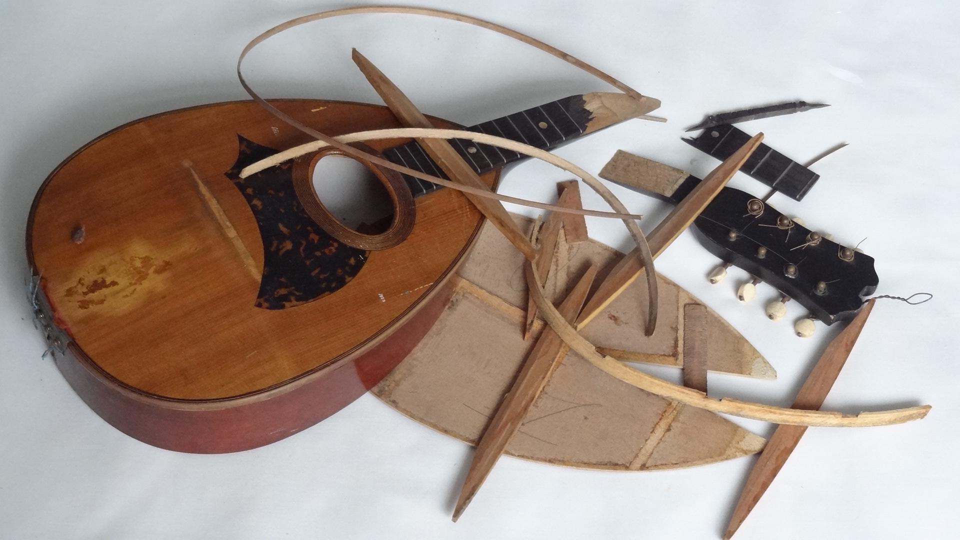French Mandolin