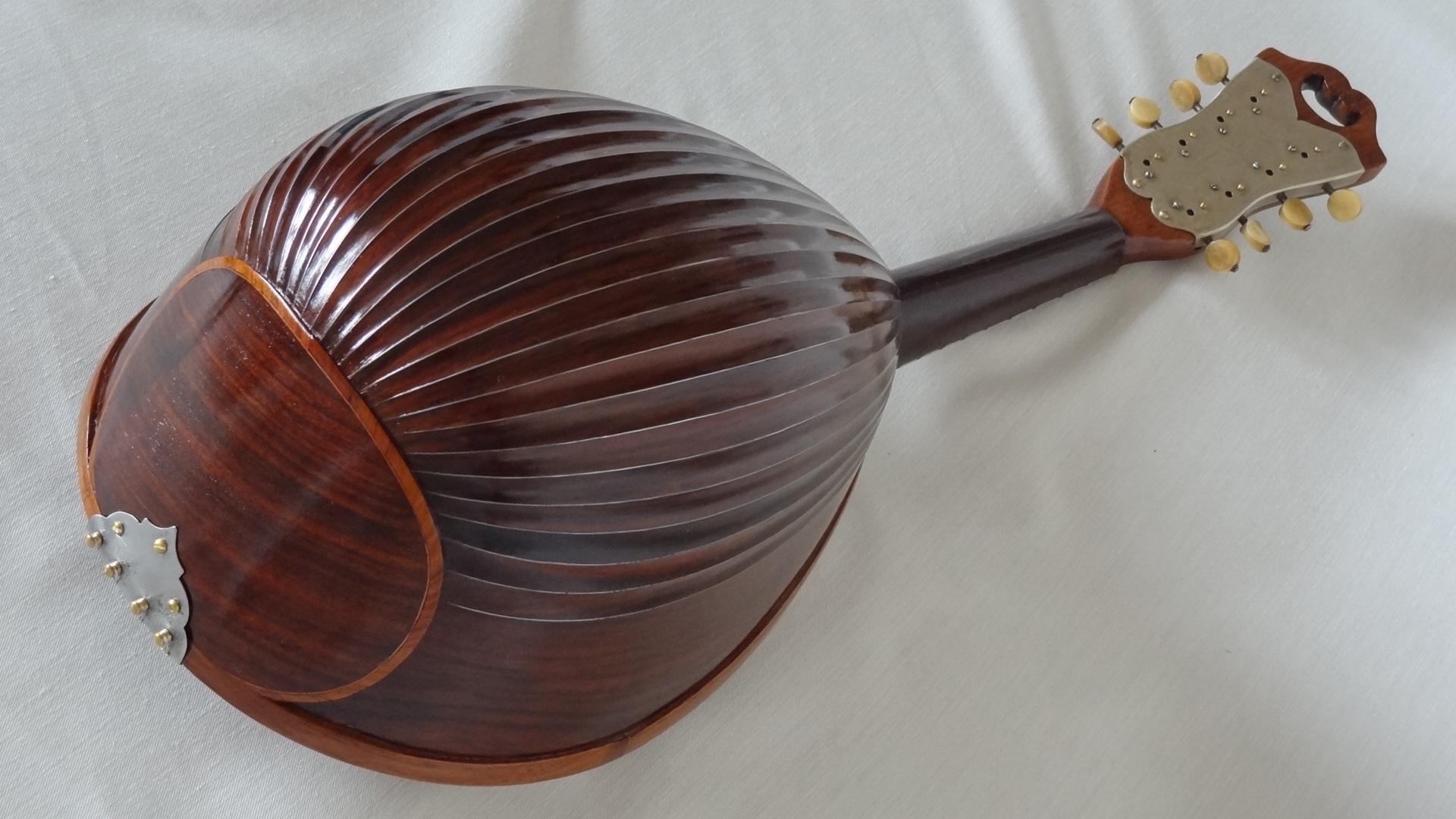 Fluted Bowl Mandolin