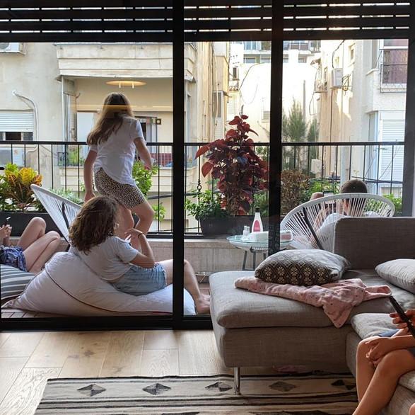 דירה במרכז תל אביב