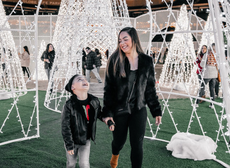 World's Largest Christmas Maze - Enchant Christmas