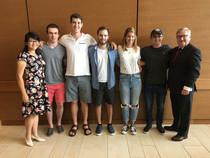 Gagnants de Université Memorial de Terre-Neuve