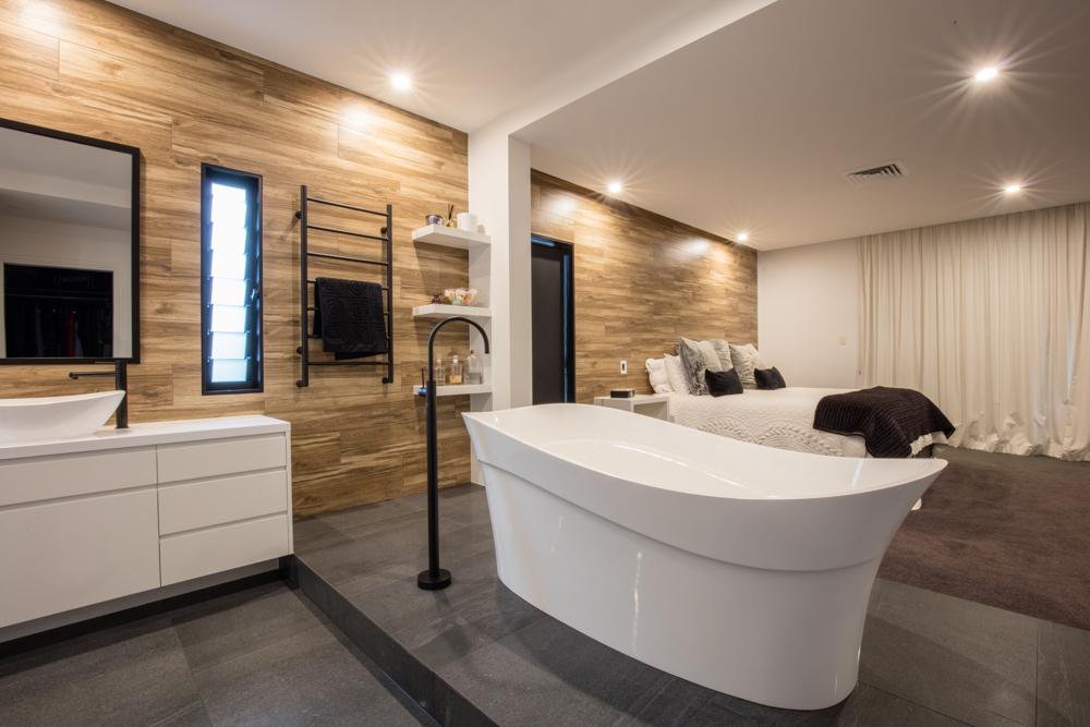 Bathroom bath