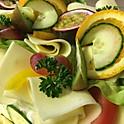 Vegetrarisk smörgåstårta