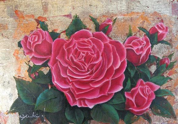 薔薇 - 池畠史幸