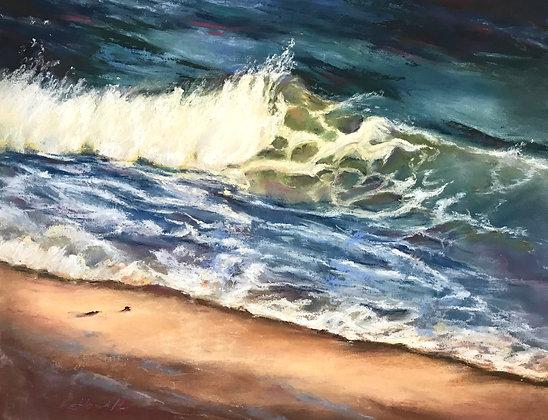 White Wave(伊豆白浜)- 清田晴美