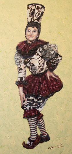 Venetian Clown