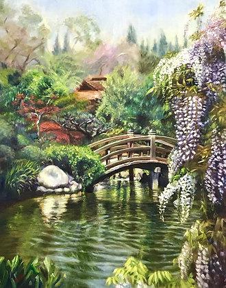 Japanese Garden 清田晴美