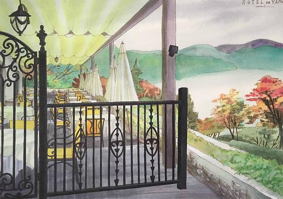 山のホテル 1 -  森木愛琥