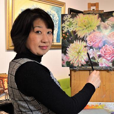 清田 晴美 Harumi Kiyota
