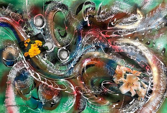 エデンの園 ー花の命ー Ⅰ 亀ヶ谷豊