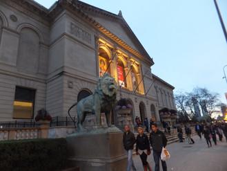 ラストコール‼ 印象派の巨匠に学ぶシカゴ5日間