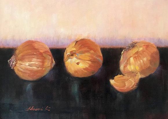 3 onions - 清田晴美