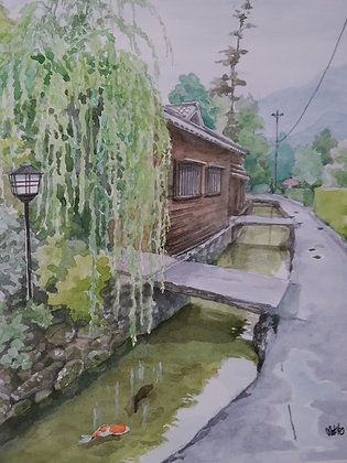 Hagi in Japan -    杉本真喜子