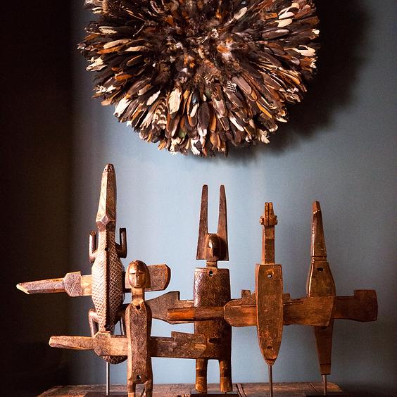 Usage et symbolique de la serrure au Mali - Arts Bambara et Dogon (1)