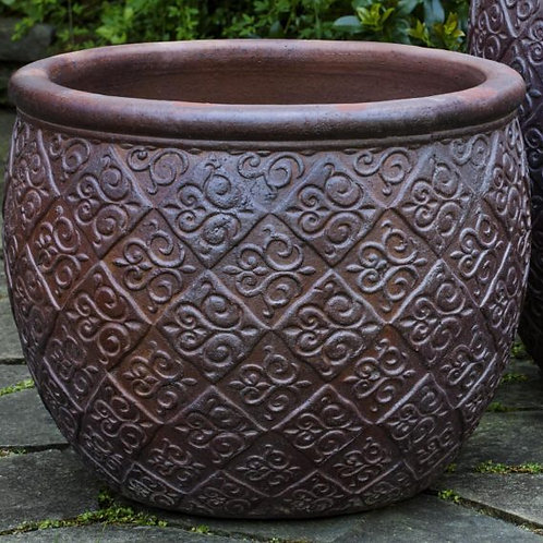 Indienne Low Planter