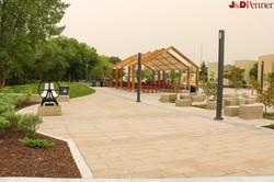 East St. Paul's Centennial Plaza