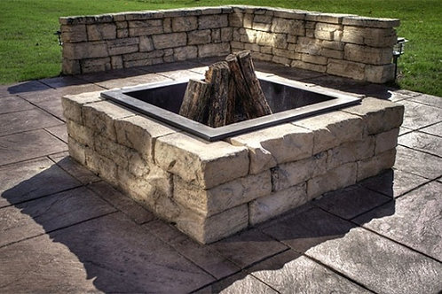 Dimensional Fire Pit