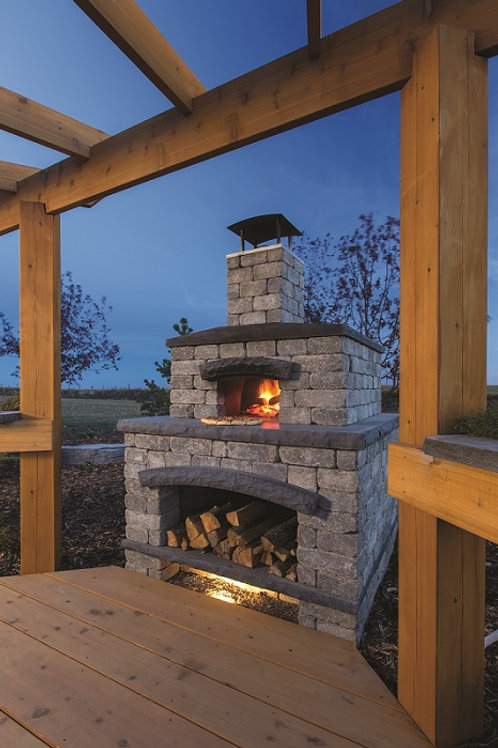 Oasis Pizza Oven