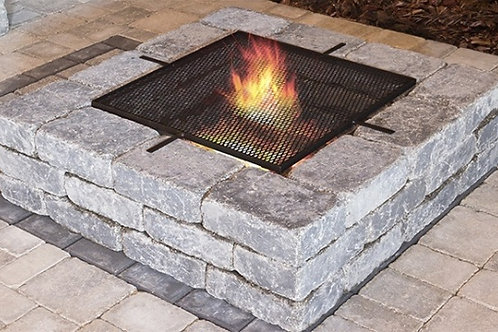 Oasis Sqaure Fire Pit