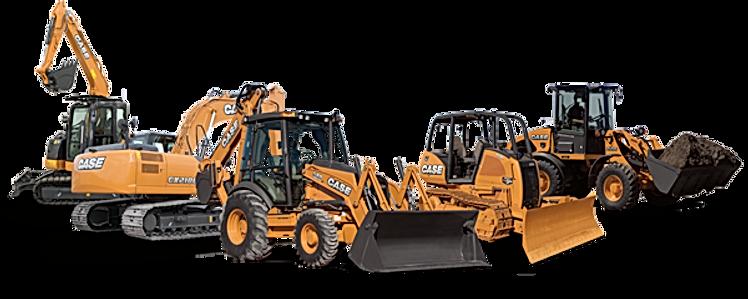 Rent Heavy Equipments Winnipeg