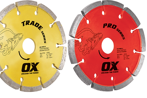 MINI DIAMOND BLADES 4″-7″