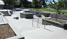 Skate  park Winnipeg
