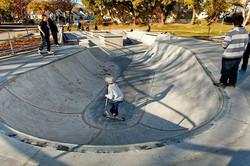 Skatepark & Playground