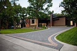 Modern Paving Stone