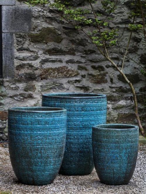 Sari Striped Planter