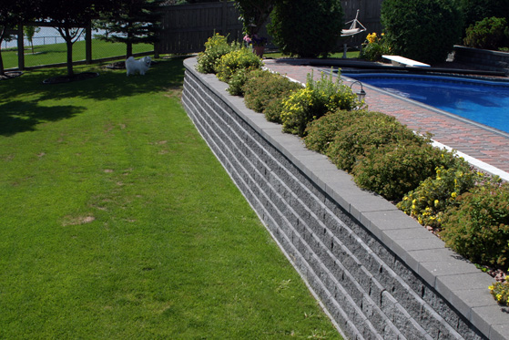 Retaining Wall Examples