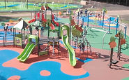 Art of Play Rubber Surface Playground