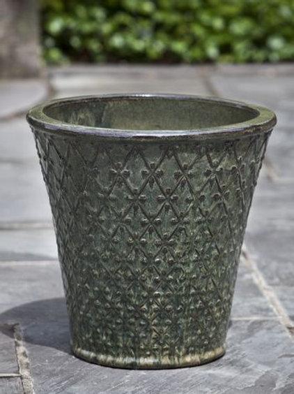 Trellis Weave Planter