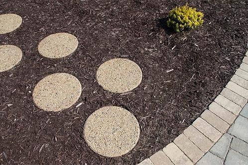 Round Stepping Stones