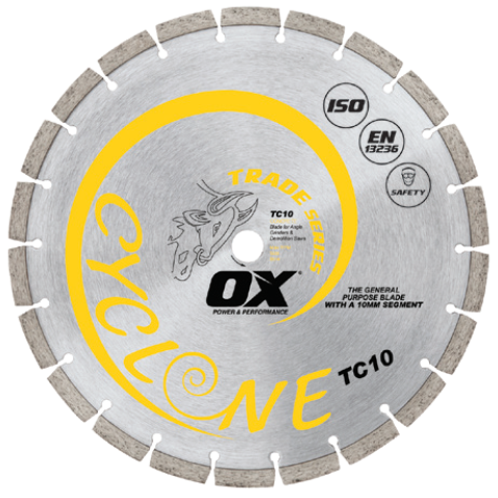 TRADE SERIES DIAMOND BLADE TC10
