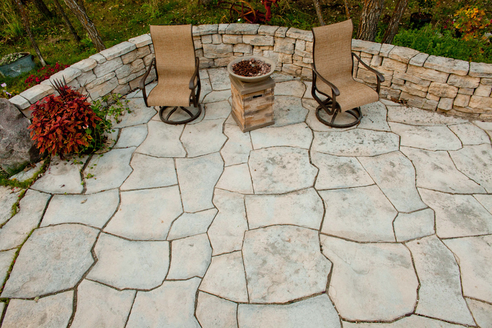 Paving Stone by J & D Penner