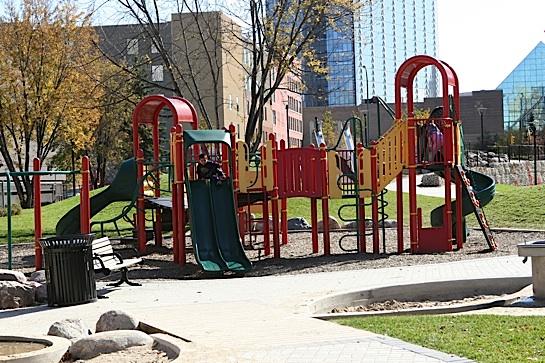 Central Park Winnipeg