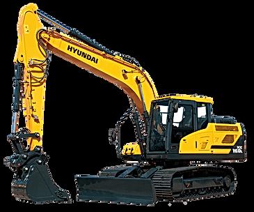 Rent Excavator Winnipeg